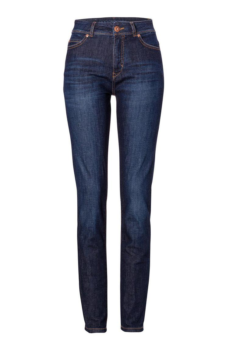 Jeans High Rise Slim Kyanos